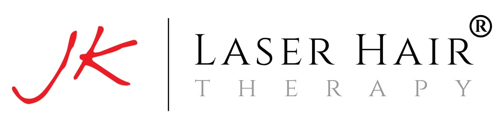 JK Laser Hair Therapy big logo
