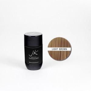 JK Keratin Hair Building Fibers Light Brown