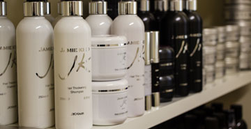 JK Hair Care Products