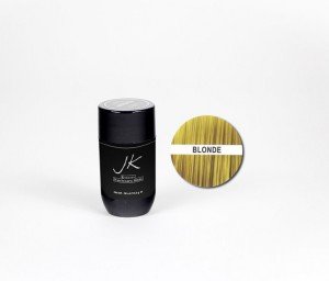 JK Keratin Hair Building Fibers Blonde