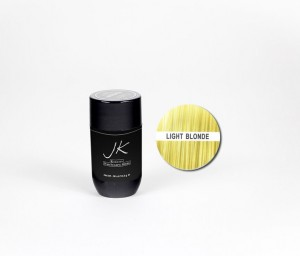 Keratin Hair Building Fibers Light Blonde