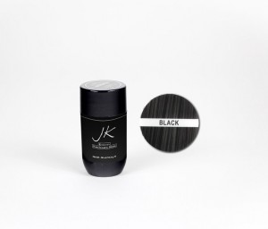 JK Hair Building Fibres black