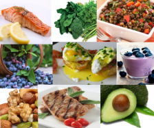 Food for healthy hair and to stop hair loss