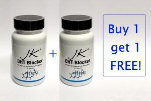 DHT Blocker Supplement Ireland buy one get one free
